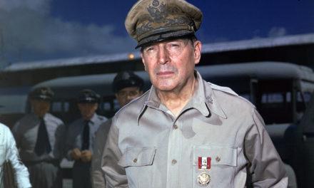 Video: Gen. Douglas MacArthur on Duty, Honor, Country