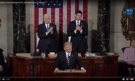 President Trump's 2017 Address to a Joint Session of Congress