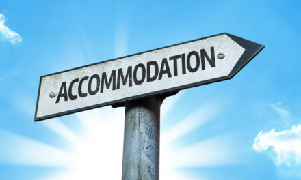 An Extraordinary Accommodation