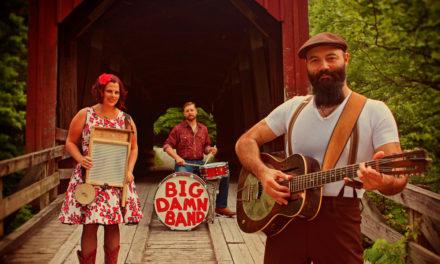 Friday Music: The Reverend Peyton's Big Damn Band