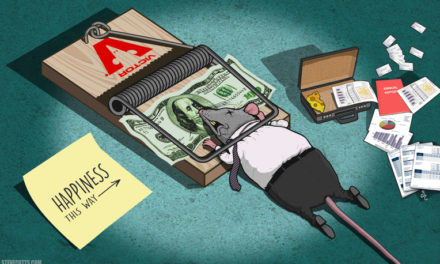 Video: The Death Of Materialism