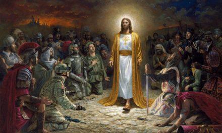 Hymn: Onward Christian Soldiers!