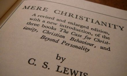 Video: Mere Christianity – C.S. Lewis