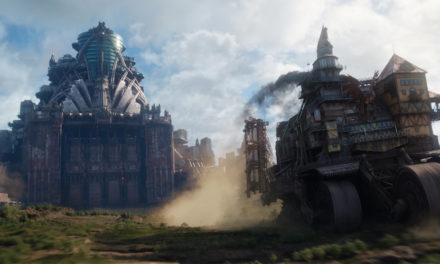 """A Review Of The 2019 Movie: """"Mortal Engines"""""""