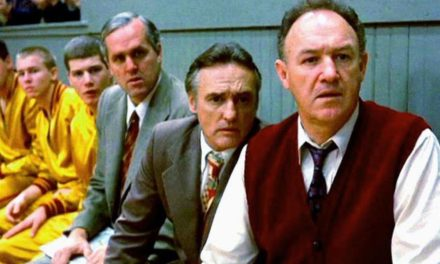 """Lessons From """"Hoosiers"""""""