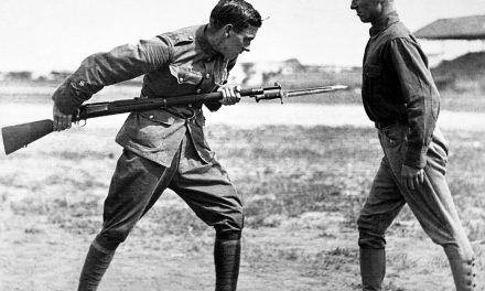 David Jones on Soldiers and Rifles