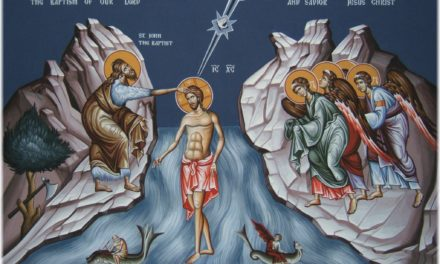 Epiphany, or Christ Revealed to the Gentiles